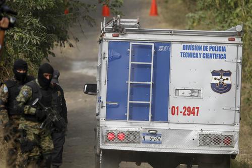 La masacre de 11 trabajadores ordenada desde dos cárceles por líderes de la pandilla Mara Salvatrucha (MS13) el pasado 3 de marzo. (Foto: EFE)