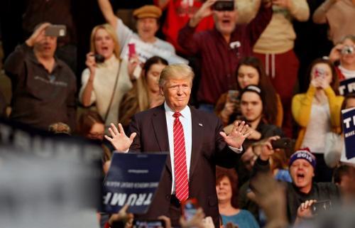 A Donald Trump no le fue bien en los caucus efectuados este sábado. (Foto: EFE)