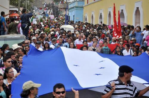 Cáceres era reconocida en Honduras por defender los derechos ambientales. (Foto: EFE)