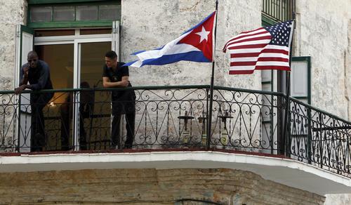 Un presidente de EE.UU. no llega a la isla desde hace 88 años. (Foto: EFE)