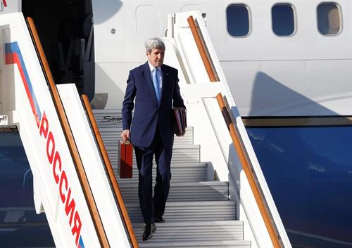 El secretario de Estado, John Kerry, sostendrá reuniones en Hiroshima el 10 y 11 de abril. Posteriormente, la Casa Blanca decidirá si Obama visita esa ciudad. (Foto: EFE)