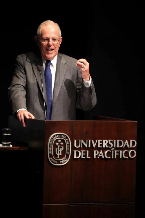 """Pedro Pablo Kuczynski, """"El gringo"""", participa con el partido Peruanos Por el Kambio (PPK). (Foto: EFE)"""