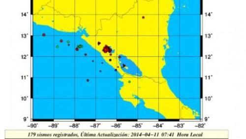 Municipios más afectados por el terremoto y que experimentan fuertes réplicas. (Gráfico: Nuevo Diario)