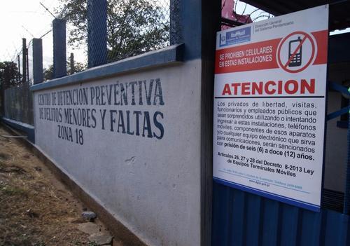 En la cárcel preventiva de delitos menores y faltas hay actualmente 537 reos y la prisión tiene capacidad para 240. (Foto: SP)