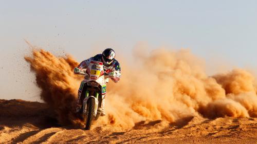 La cobertura del Rally Dakar es una de las más complicadas por las condiciones del terreno. Este año no pasará por Chile. (Foto: Agencias9