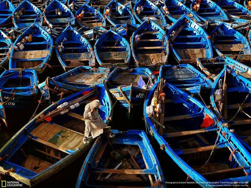 La imagen pertenece a Suhaimi Abdullah fue captada en Morocco y participa en la categoría personas.