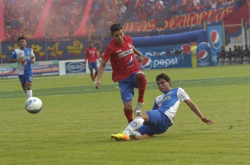 Municipal fue derrotado por Suchitepéquez en el Estadio Carlos Salazar hijo de Mazatenango. (Foto: Nuestro Diario)