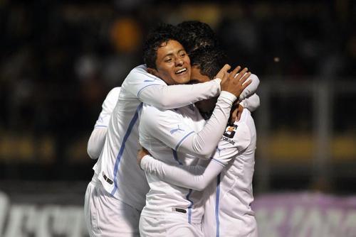 Comunicaciones, el actual tricampeón, suma un empate en el torneo y un gol, gracias a Bryan Ordoñez. (Foto: Nuestro Diario)