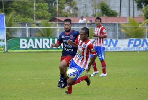 Heredia goleó a Malacateco y se coloca en la quinta posición de la tabla. (Foto: Nuestro Diario)