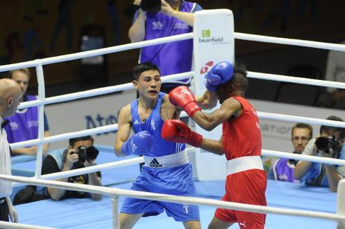 Luna sumó la tercera medalla de bronce para Guatemala en Toronto 2015. (Foto: Pedro Pablo Mijangos/Soy502)