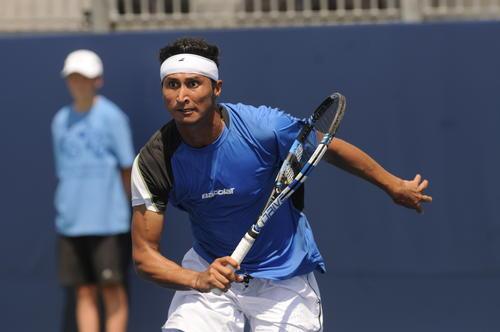 Christopher Díaz debutó en los Juegos Panamericanos. (Pedro Pablo Mijangos/Soy502)