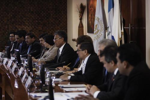 De acuerdo con María Castro, las autoridades financieras (SAT y Minfin) rendirán cuentas a la población por medio de una conferencia de prensa. (Foto: Jesús Alfonso/Soy502)