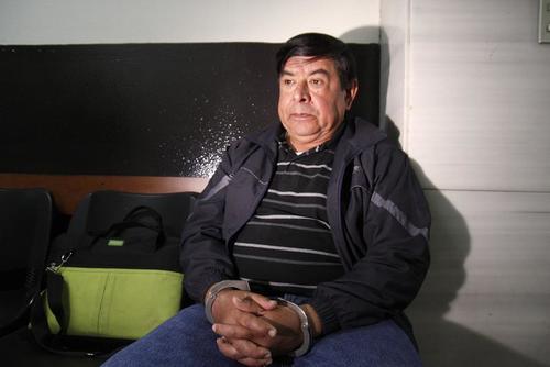 Marco Tulio Abadío fue condenado a 30 años de prisión por el lavado de dinero de 24 millones de quetzales. (Foto: Archivo)