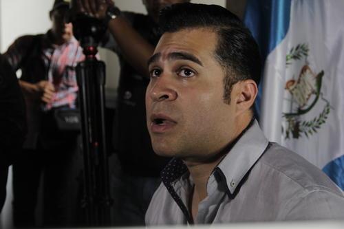 Neto Bran reveló que han recibido la visita de varias empresas a las que se les adeuda de las administraciones pasadas. (Foto: Fredy Hernández/Soy502)