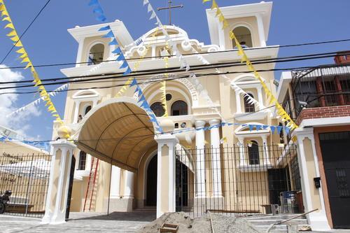 Los católicos esperan la llegada de esta celebración y venerar a la Virgen de la Asunción. (Foto: Fredy Hernández/Soy502)