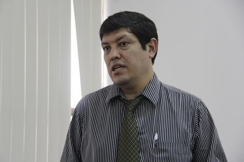 Viceministro Rodriguez espera que en los dos últimos días del gobierno de Maldonado se cumpla el compromiso. (Foto: Fredy Hernández/Soy502)