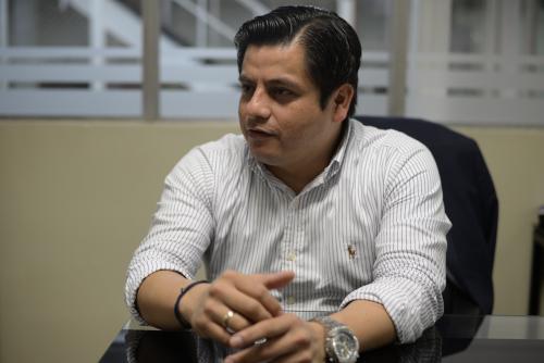 De León lleva un año y medio al frente de la compañía. (Foto: Wilder López/Soy502)