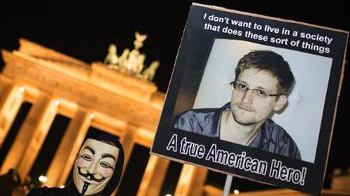 El exanalista de la CIA, Edward Snowden, podría figurar entre los aspirantes al premio. (Foto: AFP)