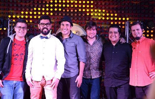 Ellos son los actuales integrantes de Malacates Trébol Shop. (Foto: Selene Mejía/Soy502)