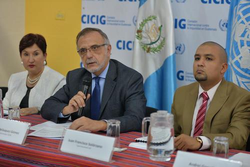El tridente conformado por MP, CICIG y SAT se enfrenta a mafias reagrupadas y aliadas. (Foto: Wilder López/Archivo Soy502)