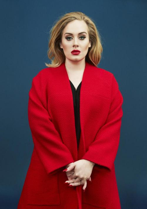 Adele sorprendió con su baja de peso en 2016. (Foto: That Grape Juice)