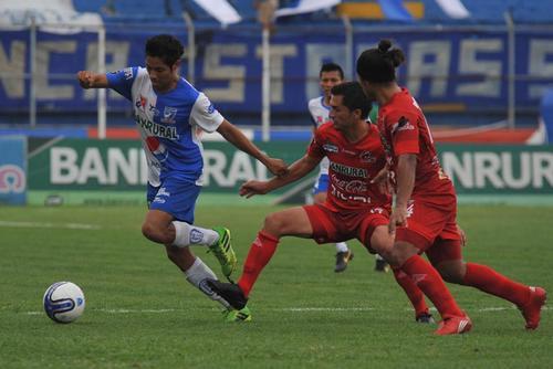 Malacateco sufrió la quinta derrota del certamen y si Iztapa derrota como local a Mictlán, podría dejar a los toros en el último lugar del torneo. (Foto: Nuestro Diario)
