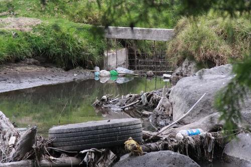 El país no cuenta con una Ley Nacional de Aguas, ni con un ente regulador, lo que impide al Estado garantizar el derecho humano al agua. (Foto: Archivo)