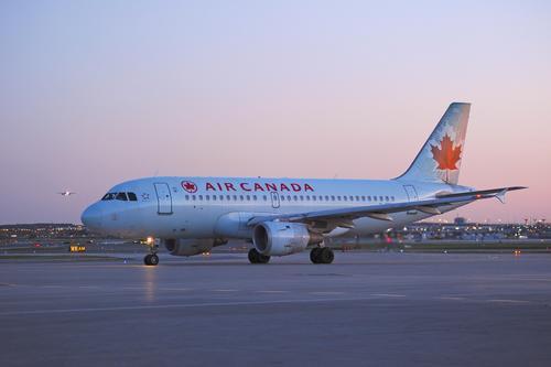 Air Canada fue la última aerolínea en sumarse a la suspensión de vuelos en Venezuela (Foto: Archivo)