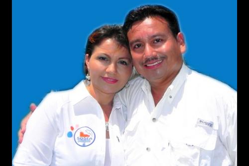 Los esposos Jorge Rizzo y Odilia González, tendrían nexos con un narcotraficante asegura el MP. (Foto: Archivo)