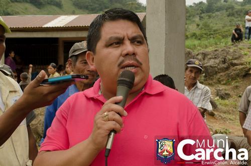 El alcalde de San Pedro Carchá desmintió ser el responsable del incidente con el vehículo. (Foto: Facebook/ San Pedro Carchá)