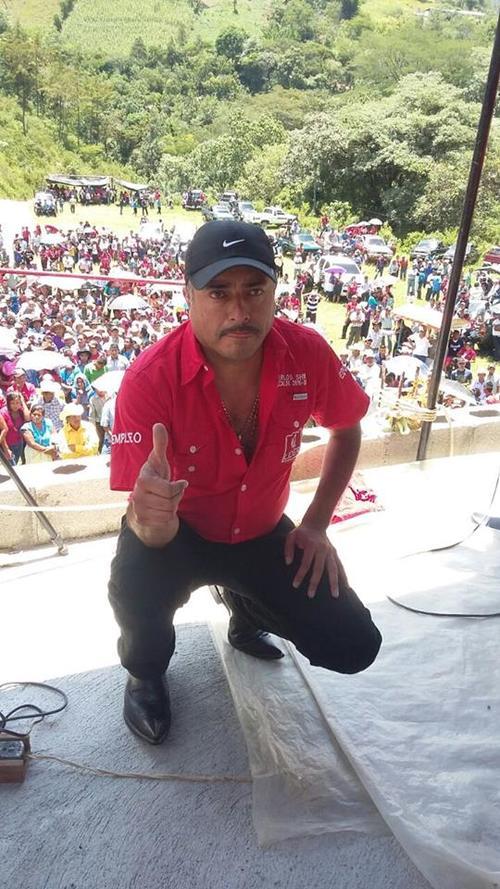El alcalde de La Libertad, Huehuetenango, murió durante un ataque armado en La Mesilla, La Democracia. (Foto: Facebook/ La Libertad Huehuetenango)