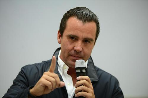 El MP solicitó una orden de captura internacional en contra de Alejandro Sinibaldi. (Foto: Archivo/Soy502)