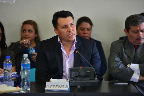 Allan Franco encargado del proyecto fue ligado por asociación ilícita y fraude