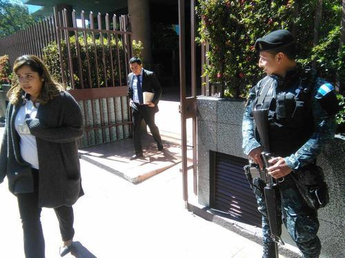 Las oficinas del Rey del Tenis fueron allanadas este miércoles por el Ministerio Público. (Foto: Cortesía)