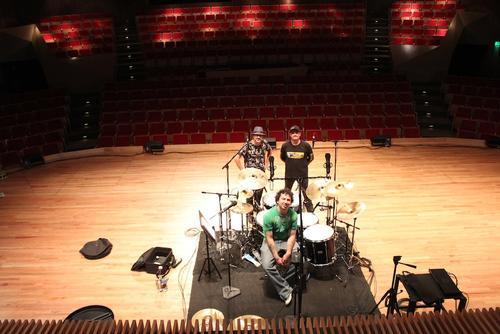 La agrupación guatemalteca no ha revelado el nombre de su nuevo disco. (Foto: Alux Nahual oficial)