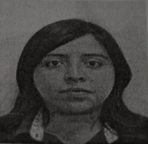 Ana Gloria Pérez Monterroso tiene ahora 33 años y es buscada por el MP para declarar por el tema del financiamiento electoral del partido FCN-Nación. (Foto: Soy502)