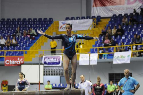Ana Sofía Gómez es campeona Panamericana, además participó en los Juegos Olímpicos de Londres 2012. (Foto: Nuestro Diario)