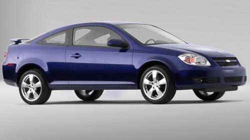 Este es el Chevrolet Cobalt afectado por la falla en las bolsas de aire. (Foto: GM)