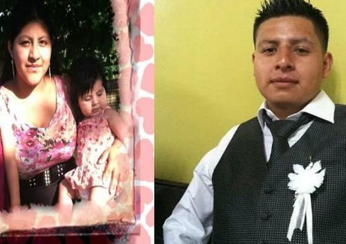 Miguel Mejía Ramos, la pareja de Deisy García y padre de las niñas, se encuentra prófugo de la justicia y es el principal sospechoso del triple asesinato. (Foto: eldiariony.com)