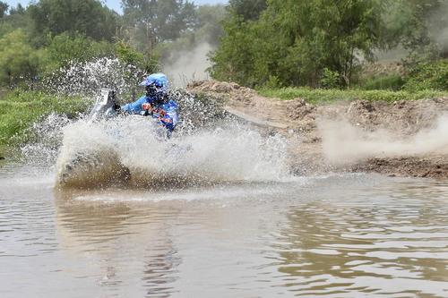 En la posición 102 saldrá Arredondo este lunes, en el Rally Dakar.