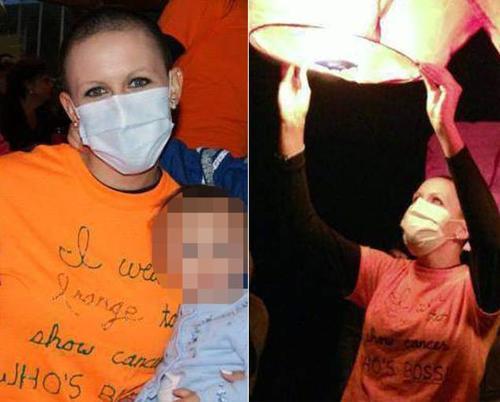 Brandi Lee Weaver fingió padecer Leucemia linfática desde marzo de 2013, para recaudar dinero. (Foto: www.nydailynews.com)