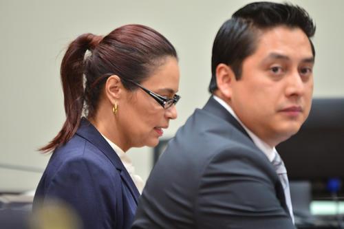 El abogado Mario Cano anunció el pasado 11 de abril que dejaría la defensa de Baldetti por falta de pago de sus honorarios. (Foto: Archivo/Soy502)