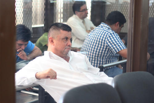 Francisco Morales, alias Chico Dólar, habría tenido acercamientos con Edgar Barquín mientras este era presidente del Banguat. (Foto: Archivo/Soy502)