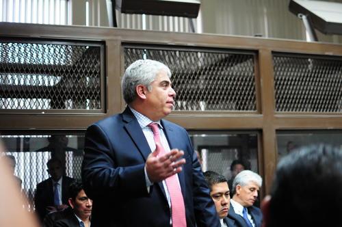 Frank Trujillo fungía como abogado de Aceros de Guatemala, empresa a la que se le señala de manipular informes de la SAT para beneficiarse de crédito y la evasión fiscal. (Foto: Archivo/Soy502)