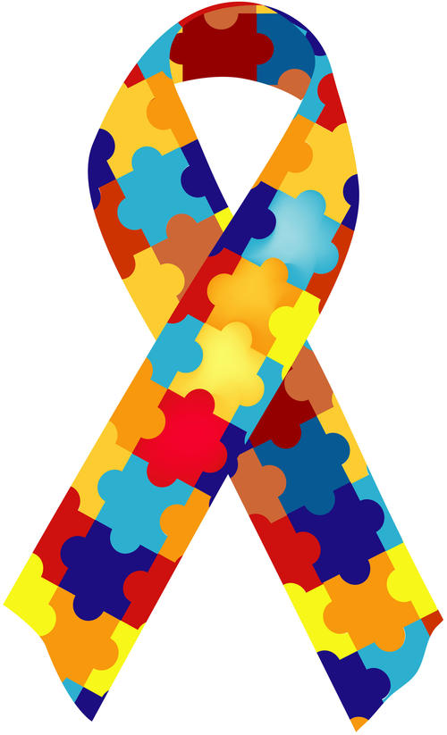 Pon este listón en tu perfil de Facebook y anuncia que abril es el mes para crear consciencia sobre el autismo.