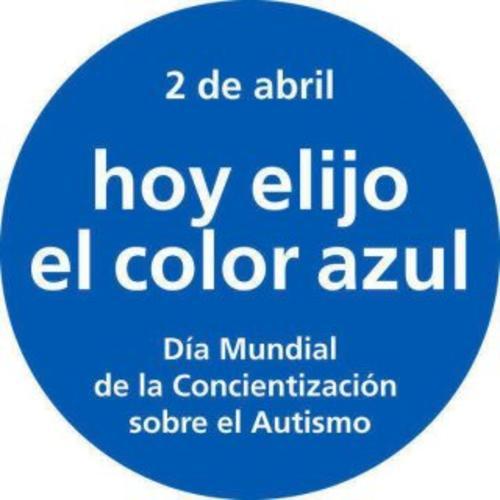 Usa el azul en todas sus formas para mostrar tu apoyo a quienes viven con autismo.