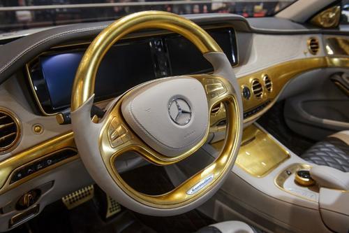 Diez de  los 25 automóviles ya han sido reservados por clientes muy acaudalados, en particular empresarios chinos. (Foto:AFP)