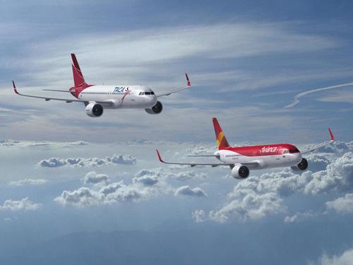 La combinación de las dos aerolíneas Avianca y Taca se produjo en el 2009 en busca de proveer una mayor red de rutas en Latinoamérica.