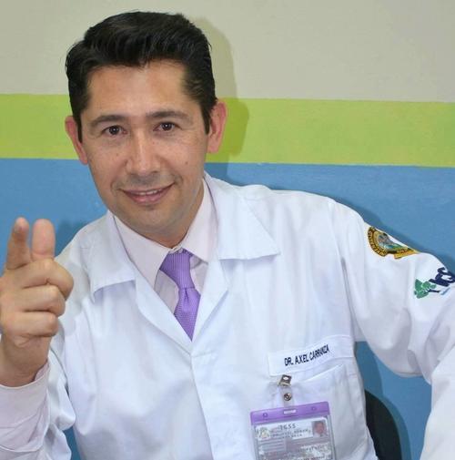 El doctor Alex Carranza fue la última de las víctimas encontradas sin vida.
