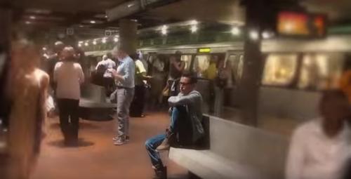 """Algunas de las tomas de """"Estación Central"""", se realizaron en Washington D.C. (Foto: Youtube)"""